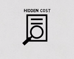 Loans hidden costs